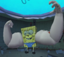 Robo-SpongeBob MusclePants