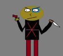 Antagonists in PixelartBuilder583's series