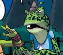 Punk Frogs (Amazing Adventures)