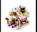 40139 La maison en pain d'épice