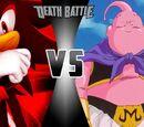 Shadow the Hedgehog VS Majin Buu