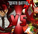 Sol Badguy vs. Zero