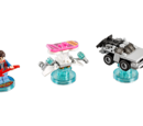 71201 Pack Aventure Back to the Future