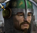 Captain Gunduz of Turkmen Company