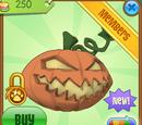 Angry Pumpkin Mask