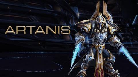 Artanis arrive dans Heroes of the Storm FR