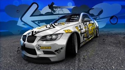 Need for Speed ProStreet - организация Джи-Эффект - Рей Кригер
