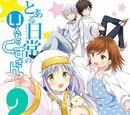 Toaru Nichijou no Index-san Manga Volume 02