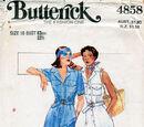 Butterick 4858 A