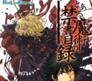 Toaru Majutsu no Index Manga Volume 08