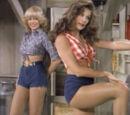 Helga and Inga (Laverne & Shirley)