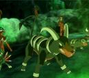 Pokémon de Melia