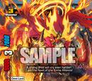 Commandant of Enma Alliance, Burn Nova