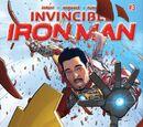 Invincible Iron Man Vol 3 3