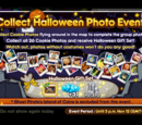Collect Halloween Photo Event!