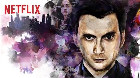 Marvel's Jessica Jones - Poster - Kilgrave - Netflix HD