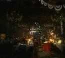 University guest rooms/Party venue