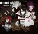 Yanvania: Senpai of the Night