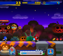 Sonic Runners stages