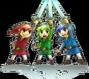 The Legend of Zelda: Goddess Defense