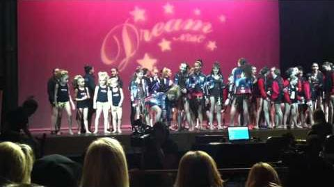ALDC Dance Moms Pre Awards Dancing to Whip Nae Nae