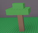 Yew Stump