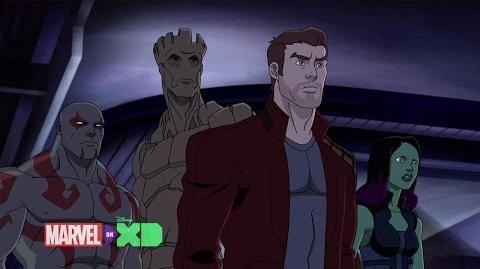 Marvel's Guardians of the Galaxy Season 1 3