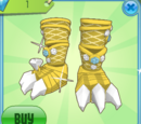 Diamond Encrusted Gauntlets