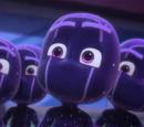 Episodes focusing on the Ninjalinos