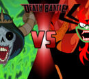 The Lich vs Aku