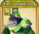 Xiaolin Baseball Kong