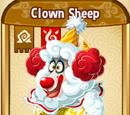 Clown Sheep