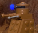 Rusty the Friendly Dalek