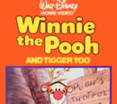 Winnie the Pooh and Tigger Too (video)