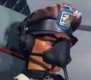 Foreign Fighter Jet Pilot