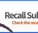 Recall Subject: Nerua