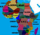 Future of Africa:Map Game