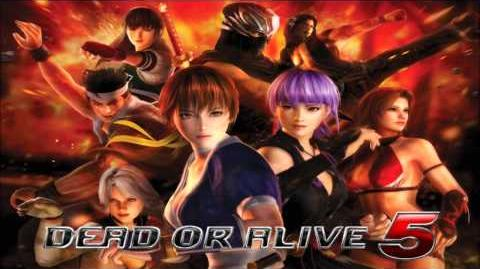The Way is Known ~DEAD OR ALIVE 5 Main Theme~