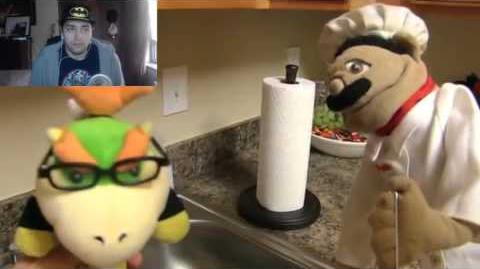Kushowa Reacts to SML Movie: Bowser Junior Needs Glasses!