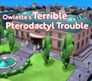 Owlette's Terrible Pterodactyl Trouble