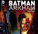 Batman Arkham: Two-Face (Collected)