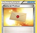 Carta del Profesor (TCG)