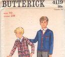 Butterick 4119