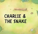 Charlie i wąż