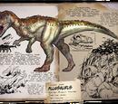 Allosaurus therotribus