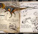 Dilophosaur (ARK)