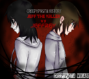 Jeff the Killer vs JeffreyJeffrey