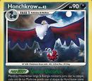 Honchkrow (Tesoros Misteriosos TCG)