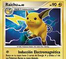 Raichu (Tesoros Misteriosos TCG)
