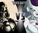 Doctor Doom VS Frieza